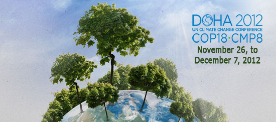 click to visit official site : 2012 COP18 - Doha Climate Change Conference - November 2012