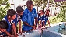 Bodu Huraa School Visit to Kuda Huraa's Marine Discovery Centre