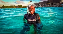 Seacology Prize Winner 2013 – Marie Saleem