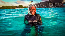 Congratulations to Marie, winner of the international Seacology award for outstanding environmental achievements. Watch an interesting promo video of her work here in Maldives, and join Marie in California as she receives the award.