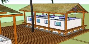 New turtle pools – design [LG 2013.11] (Turtle Rehabilitation at Landaa Giraavaru)