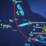 Baa Atoll - turtle movements