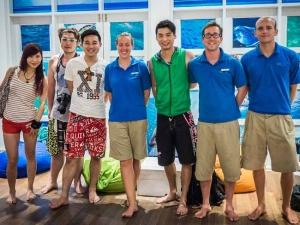 Film-makers + Marine Biologists (Coral Propagation Updates)