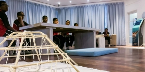Iskandhar School visits Marine Discovery Centre, Kuda Huraa (Island Diary – September)