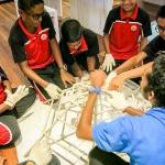 Iskandhar School visits Marine Discovery Centre, Kuda Huraa