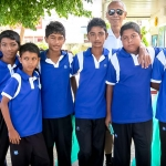 World Tourism Day Bodu Huraa with Marine Savers