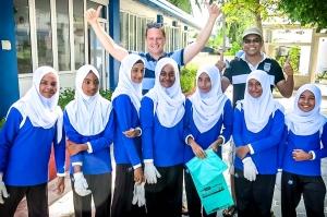 World Tourism Day Bodu Huraa with Marine Savers (Island Diary – September)