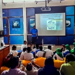 Kendhoo School visit to Marine Savers - presentation