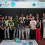 Beth's Marine Biology Blog - Olive Ridley Project - ghost net workshop