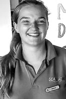 Mailis Wuilmart - Seamarc intern at Marine Savers, Landaa