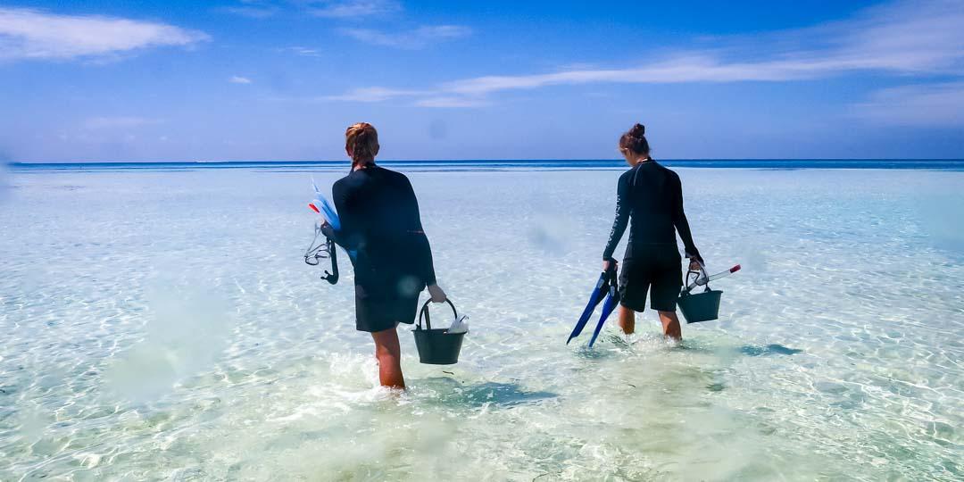 Emily – marine biology intern, Seamarc Maldives (5)