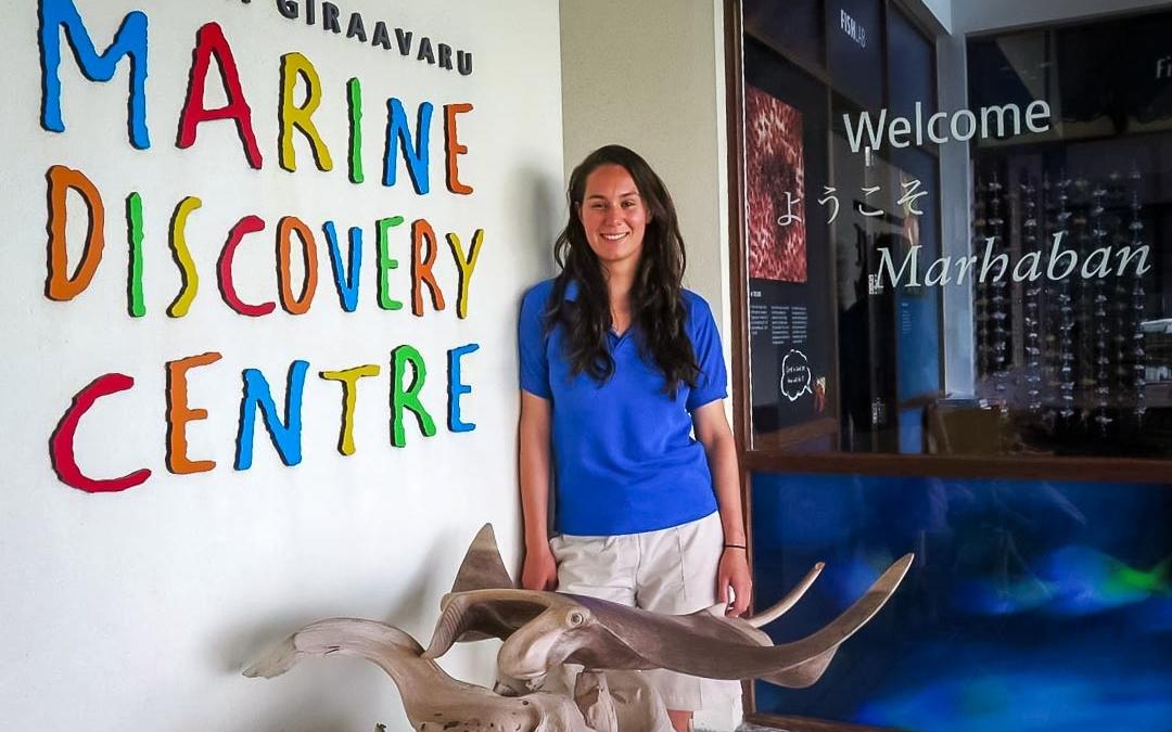 Roz's Marine Biology Diary