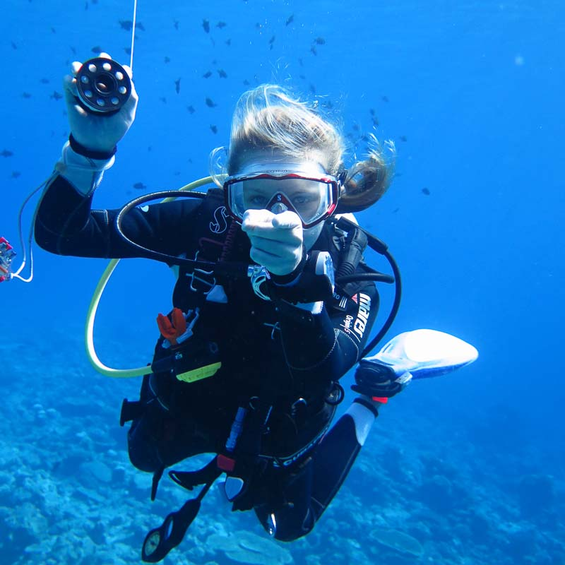 Emily's Blog - Marine Savers internship Seamarc Maldives