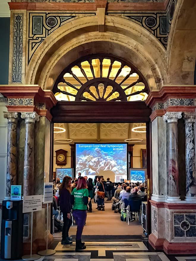 European Coral Reef Symposium (ECRS) 2017 Oxford University