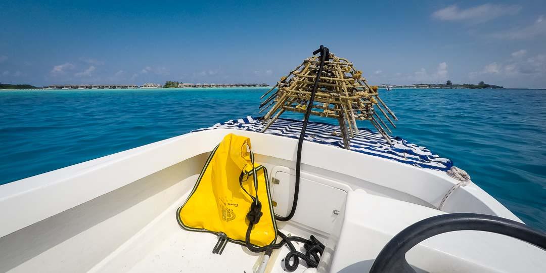 Reefscapers artificial reefs - maintenance work