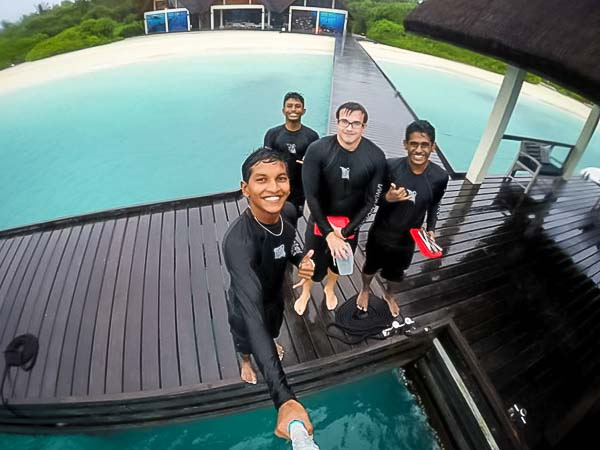 Greg's internship Marine Savers Maldives (2)