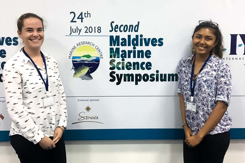 Tori's internship, Marine Savers Maldives (1)