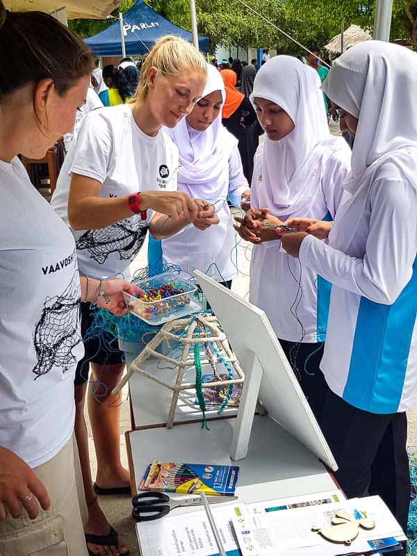 Turtle Festival Maldives Marine Savers