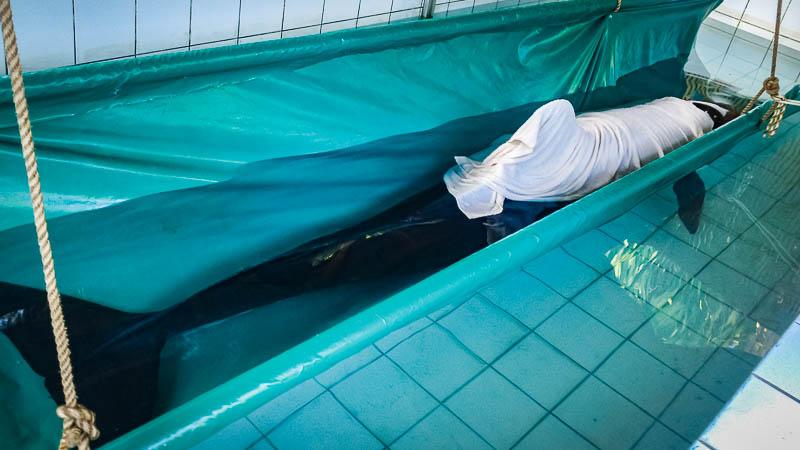 Stranded False Killer Whale (16) Marine Savers Maldives [0467]