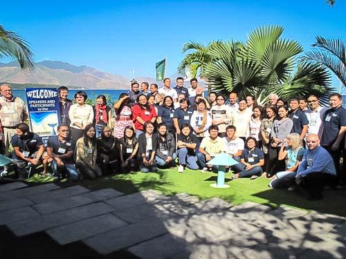 Marine Mammal Stranding Symposium [Fig2 – Participants]