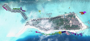 Coral Frame GPS Coordinates [LG 2013.09] (Coral Propagation Program – September)