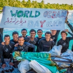 World Oceans Day - group photo