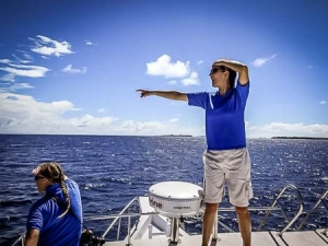 Roz – marine biology intern, Seamarc Maldives (4) (Roz's Marine Biology Diary)