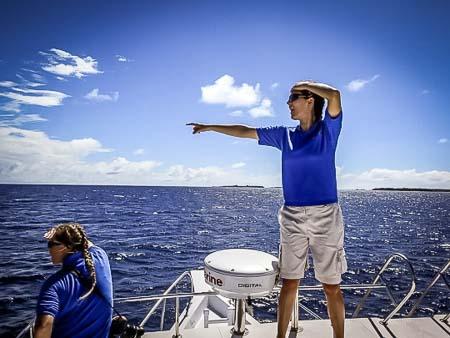 Roz – marine biology intern, Seamarc Maldives (4)