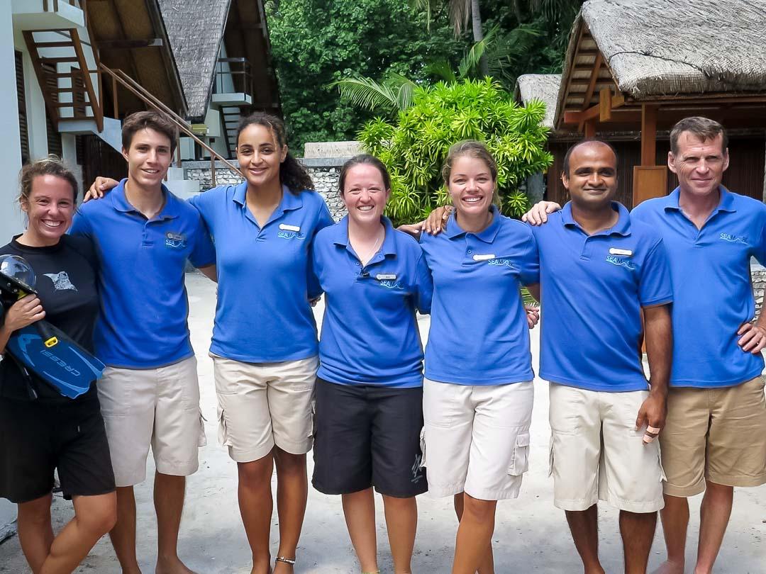 Landaa team, October 2017