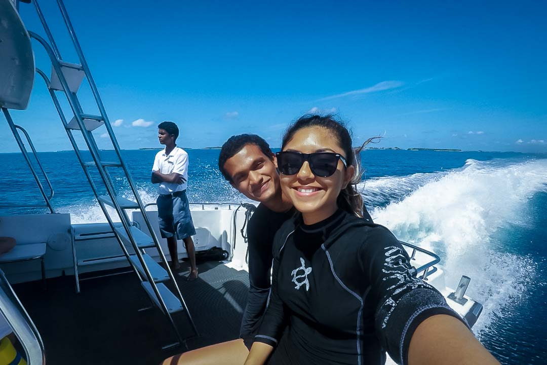 Tori's internship, Marine Savers Maldives (1)