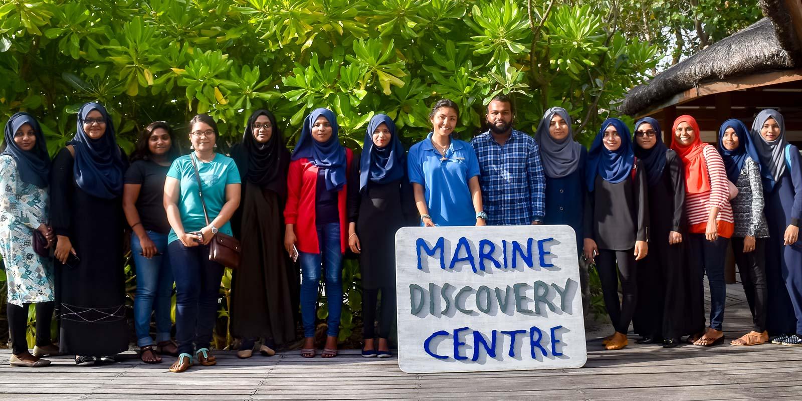 Student awareness MNU Malé Maldives [KH 2018.10] (6)