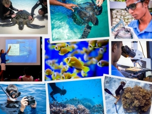Marine Biology employment careers Maldives
