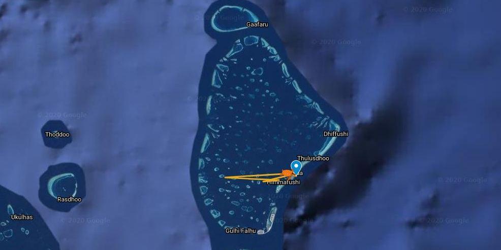 Turtle Satellite Tracking Map Barbara