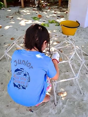 Junior Marine Savers activities