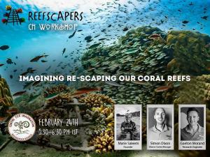 Reefscapers marine biology webinar Maldives